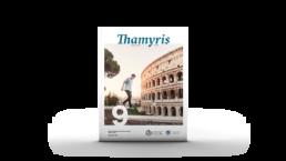 Copertina di Thamyris IX