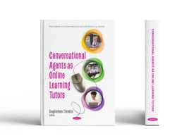 Cover of the Book entitled Conversational Agents As Online Tutors